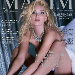 Celebrity Nude Pic Elsa Hosk 006 pic