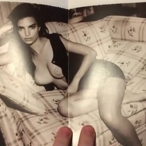 Nude Celebrity Picture Emily Ratajkowski 013 pic