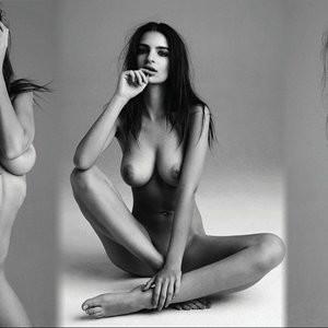 Real Celebrity Nude Emily Ratajkowski 009 pic
