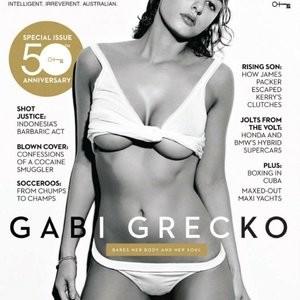 Newest Celebrity Nude Gabi Grecko 006 pic
