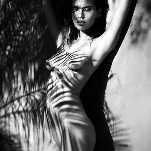 Gabriela Soukalova  nackt