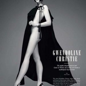 Nude Celeb Pic Gwendoline Christie 004 pic