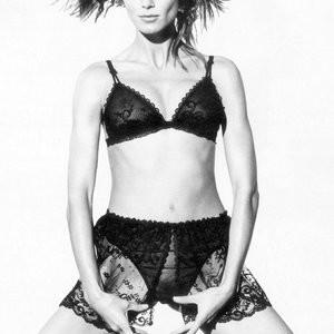 Heidi Klum Bush (2 Photos) - Leaked Nudes
