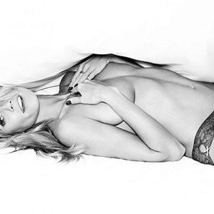 Heidi Klum in Hot Lingerie (9 Photos) – Leaked Nudes