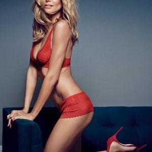 Heidi Klum in Lingerie (3 Photos) - Leaked Nudes