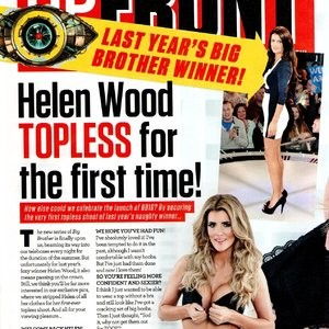 Helen Wood Topless (10 Photos) - Leaked Nudes