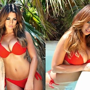 Holly Peers in a Bikini & Topless (18 Photos) - Leaked Nudes