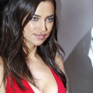 Irina Shayk Cleavage (2 Photos) - Leaked Nudes