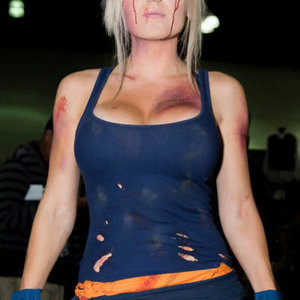 Hot Naked Celeb Jessica Nigri 003 pic