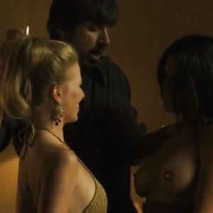 Hot Naked Celeb Frances Eve, Kati Sharp 007 pic