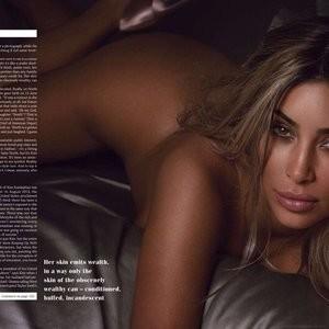 Real Celebrity Nude Kim Kardashian 007 pic