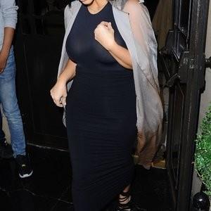 Kim Kardashian See Through (21 Photos) - Leaked Nudes