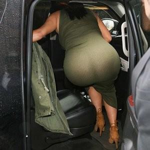 Kim Kardashian See Through (6 Photos) - Leaked Nudes