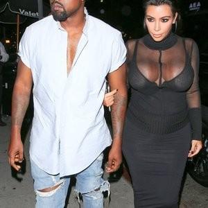 Kim Kardashian See Through (78 Photos) - Leaked Nudes