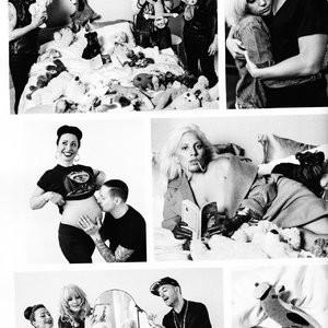 celeb nude Angie Pontani, Lady Gaga 002 pic