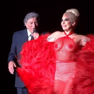 Lady Gaga See Through (6 Photos) - Leaked Nudes