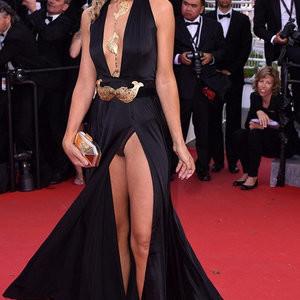 Lady Victoria Hervey Nipple Slip and Upskirt (3 Photos) - Leaked Nudes