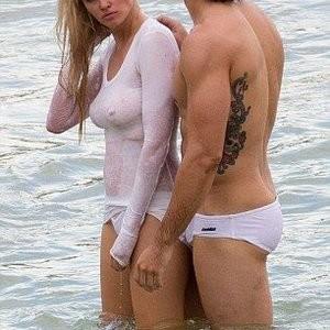 Celebrity Naked Lara Stone 020 pic