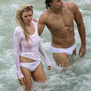 Celebrity Naked Lara Stone 034 pic