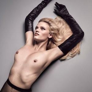Lara Stone Topless (6 Photos) – Leaked Nudes