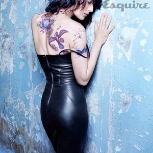 Lena Headey in Lingerie (6 Photos) - Leaked Nudes