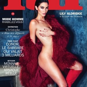 Lily Aldridge Nude (1 New Photo) – Leaked Nudes