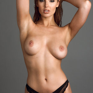 Lissy Cunningham from Manchester Topless (4 Photos) – Leaked Nudes
