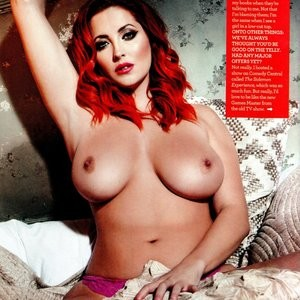 Celeb Naked Lucy Collett 002 pic