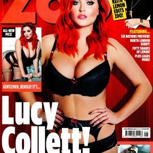 Real Celebrity Nude Lucy Collett 010 pic