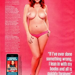 Leaked Celebrity Pic Lucy Collett 002 pic