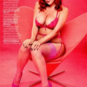 Hot Naked Celeb Lucy Collett 003 pic