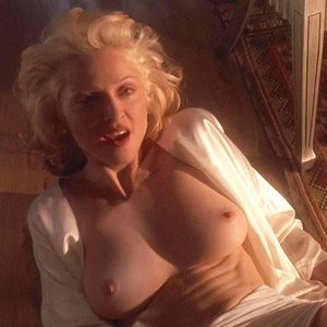 Madonna Topless (5 Photos) – Leaked Nudes