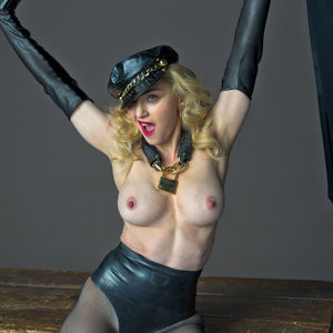 Madonna Topless Leaked Photos (HQ!) – Leaked Nudes