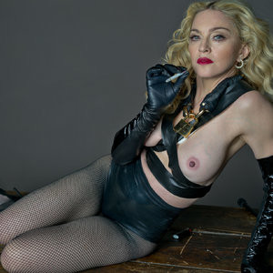 Real Celebrity Nude Madonna 002 pic