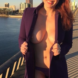 Maitland Ward Braless (2 Photos) – Leaked Nudes