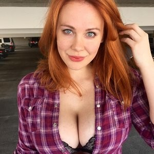 Maitland Ward Cleavage (5 Hot Photos) – Leaked Nudes