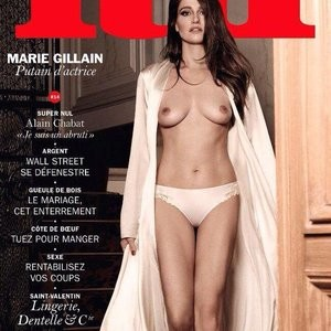 Marie Gillain Topless (1 Photo) - Leaked Nudes