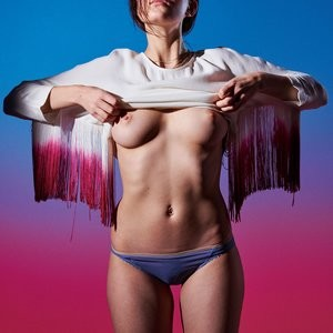 Masculin Féminin – Purple Magazine S/S 2015 (12 Photos) – Leaked Nudes