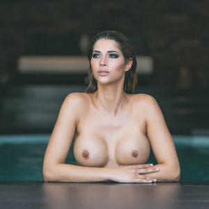 Micaela Schäfer Topless (11 Photos) – Leaked Nudes