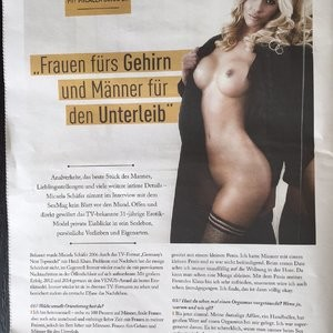 Naked Celebrity Micaela Schäfer 004 pic