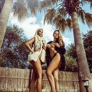 Micaela Schäfer & Veronika Klimovits Sexy (9 Photos) – Leaked Nudes
