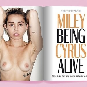 Celebrity Leaked Nude Photo Miley Cyrus 003 pic