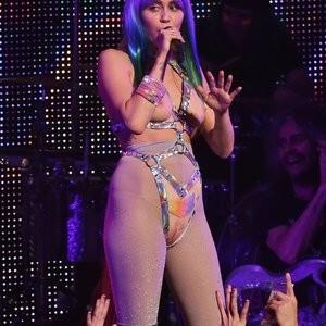 Hot Naked Celeb Miley Cyrus 050 pic