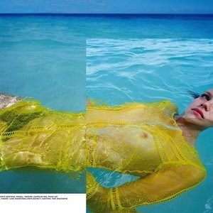 Nadine Leopold Topless (3 Photos) - Leaked Nudes