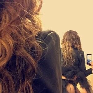Nadine Velazquez Ass (1 Photo) – Leaked Nudes