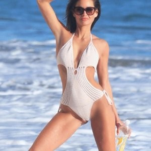 Nadine Vinzens in a Swimsuit (36 Photos) - Leaked Nudes