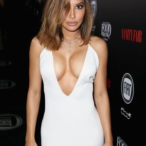Naya Rivera Cleavage (2 Photos) – Leaked Nudes