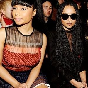 Nicki Minaj In Transparent Dress (7 Photos) - Leaked Nudes