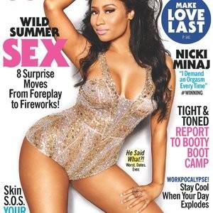 Nicki Minaj Sexy (3 Photos) - Leaked Nudes