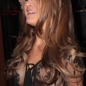 Nikki Grahame See Through (5 Photos) - Leaked Nudes
